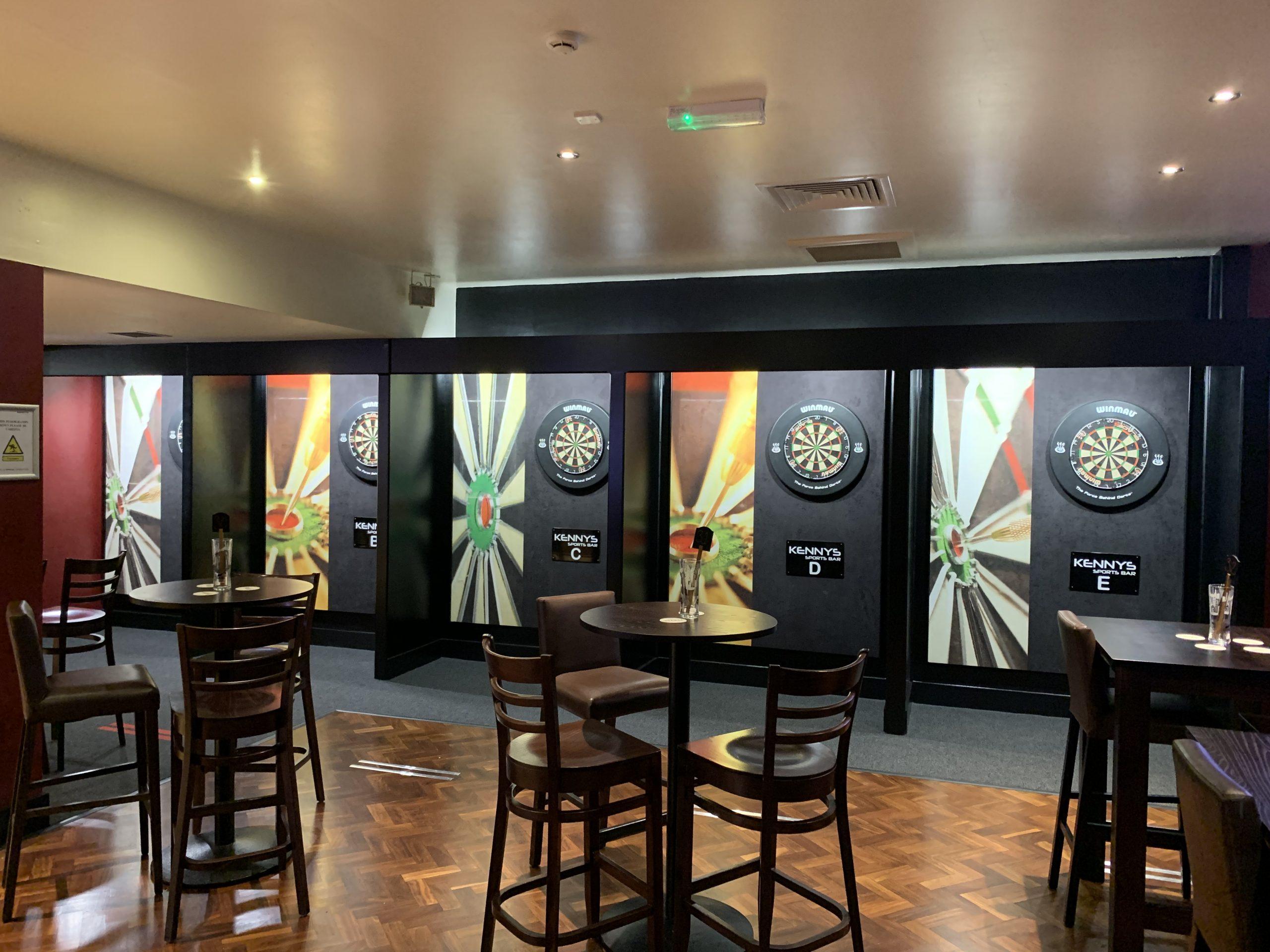 Darts Singles League