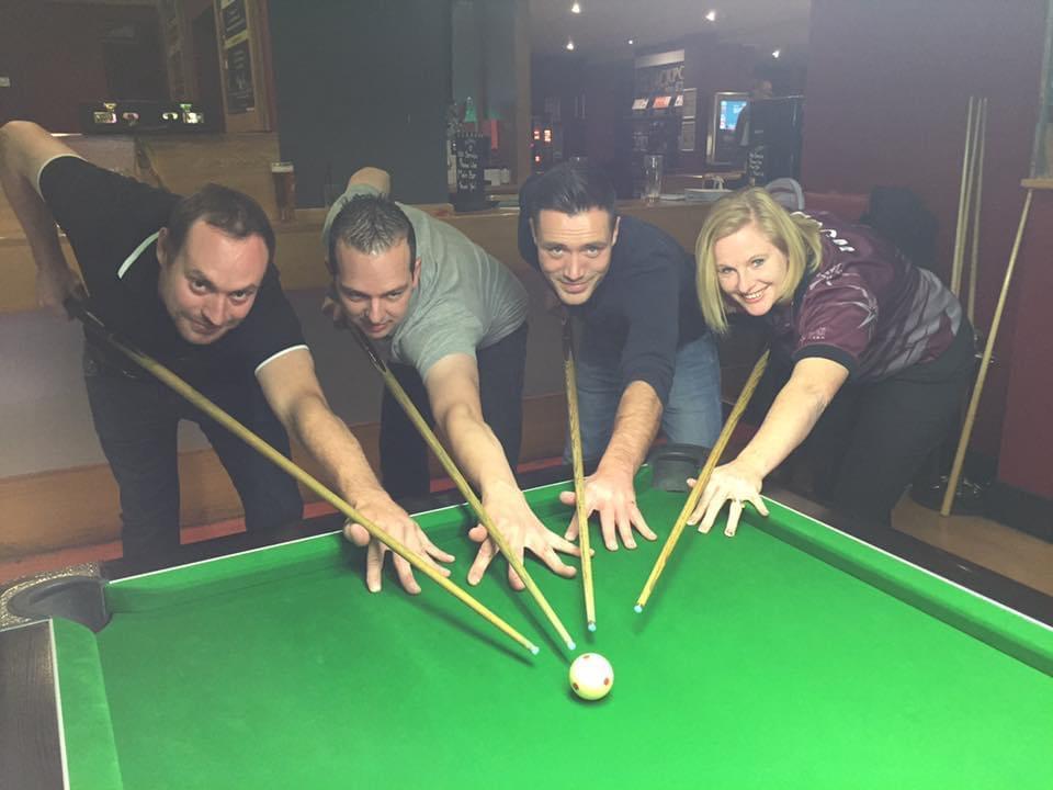 Pool Singles League
